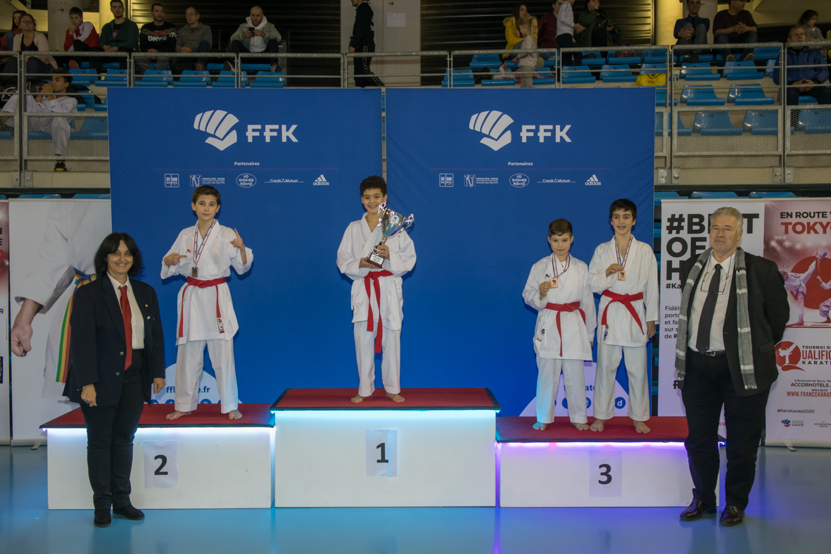 PODIUMS COUPE DE FRANCE TOULON 6